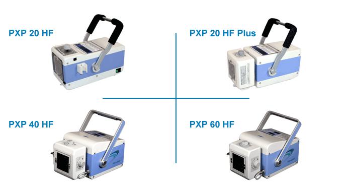 Veterinarska oprema Poskom PXP serija rendgenskih sistema