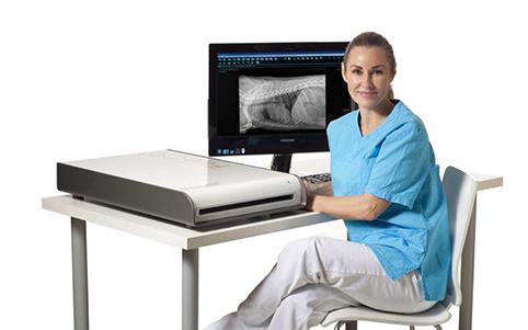 Radiologija CR